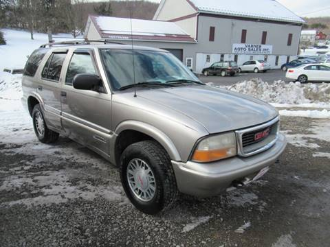 2001 GMC Jimmy for sale in Davidsville, PA