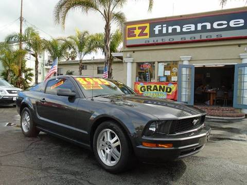 2007 Ford Mustang for sale in Ontario, CA