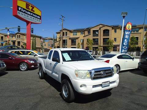 2010 Toyota Tacoma for sale in Long Beach, CA