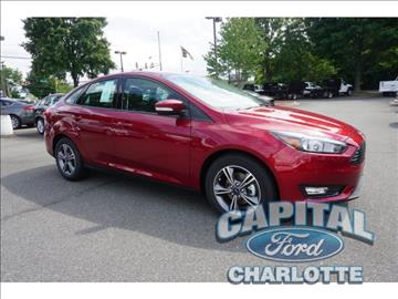 2017 Ford Focus for sale in Charlotte, NC
