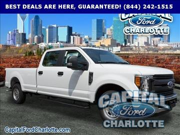 2017 Ford F-250 Super Duty for sale in Charlotte, NC
