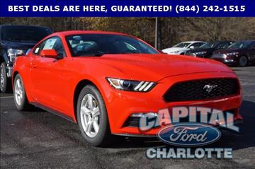 2017 Ford Mustang for sale in Charlotte, NC