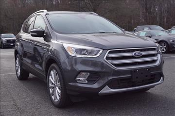 2017 Ford Escape for sale in Charlotte, NC