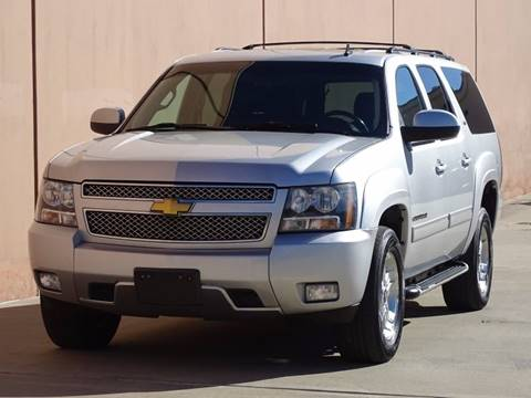 2013 Chevrolet Suburban for sale in Houston, TX