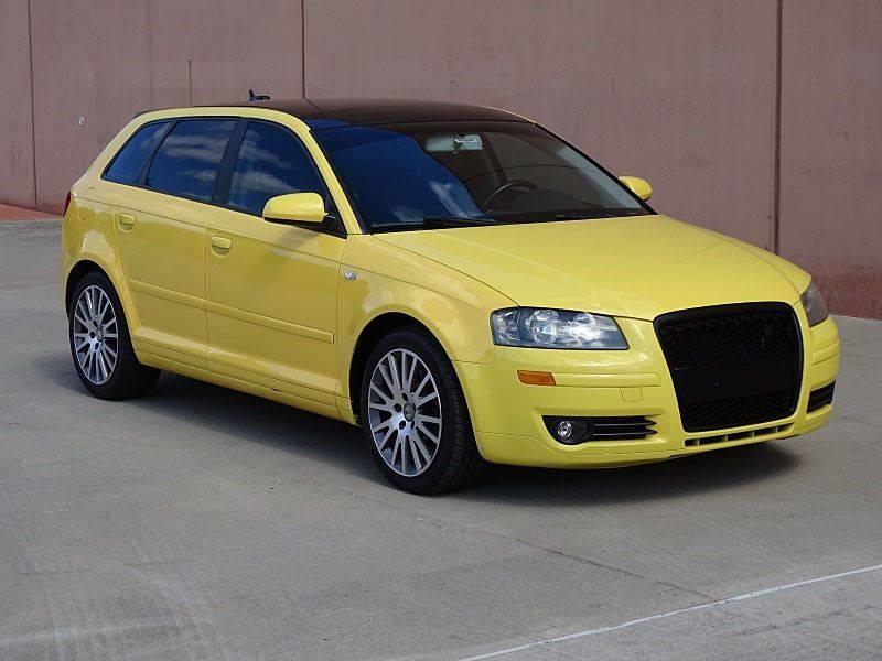 Audi A T Dr Wagon A In Houston TX Car Cafe LLc - Audi a3 wagon