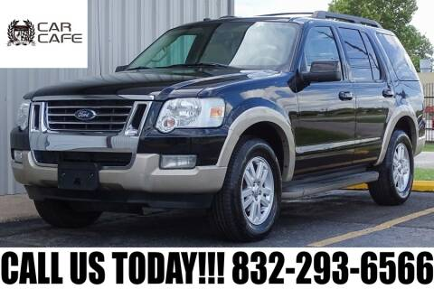 2010 Ford Explorer for sale at CAR CAFE LLC in Houston TX