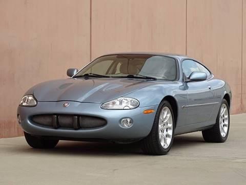 2002 Jaguar XKR for sale in Houston, TX