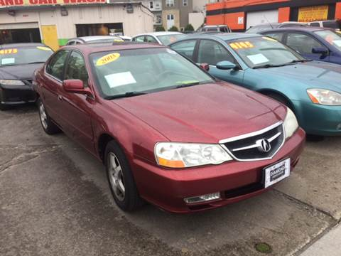 2003 Acura TL for sale at Diamond Auto Sales in Milwaukee WI