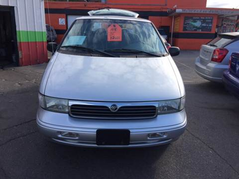 1998 Mercury Villager for sale at Diamond Auto Sales in Milwaukee WI
