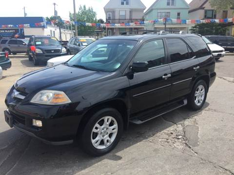 2005 Acura MDX for sale at Diamond Auto Sales in Milwaukee WI