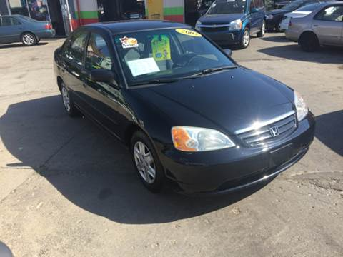 2003 Honda Civic for sale at Diamond Auto Sales in Milwaukee WI