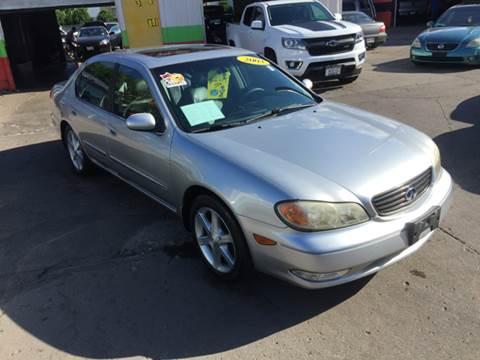 2003 Infiniti I35 for sale at Diamond Auto Sales in Milwaukee WI