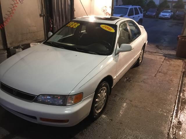 1996 Honda Accord Ex 4dr Sedan In Milwaukee Wi Diamond Auto Sales