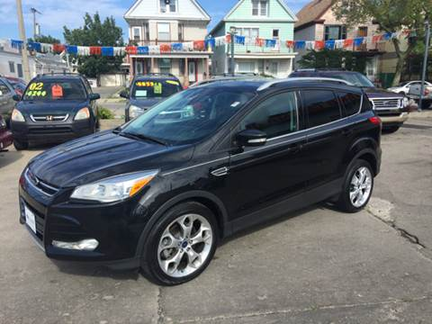 2014 Ford Escape for sale at Diamond Auto Sales in Milwaukee WI