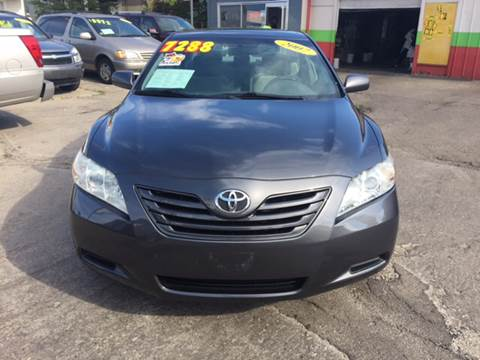 2007 Toyota Camry for sale at Diamond Auto Sales in Milwaukee WI