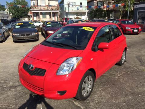 2008 Toyota Yaris for sale at Diamond Auto Sales in Milwaukee WI