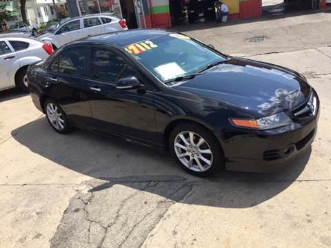 2007 Acura TSX for sale at Diamond Auto Sales in Milwaukee WI