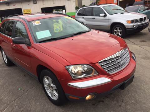 2004 Chrysler Pacifica for sale at Diamond Auto Sales in Milwaukee WI