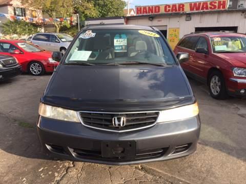 2004 Honda Odyssey for sale at Diamond Auto Sales in Milwaukee WI