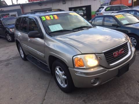 2002 GMC Envoy for sale at Diamond Auto Sales in Milwaukee WI