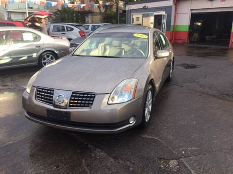 2004 Nissan Maxima for sale in Milwaukee, WI
