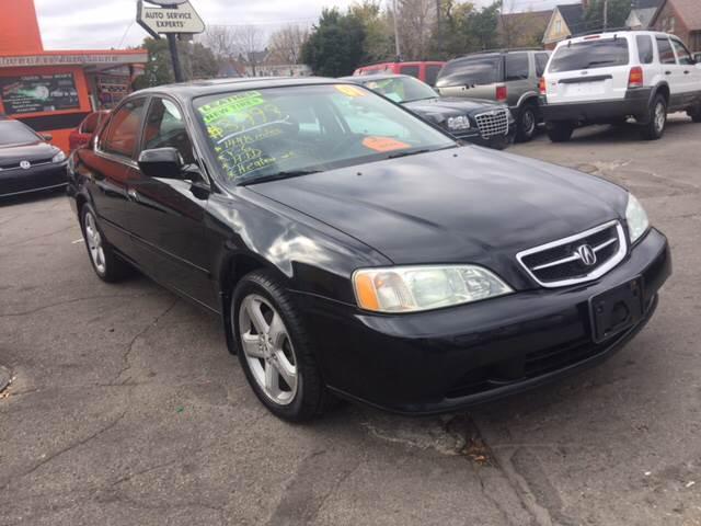 Acura Tl Dr Sedan In Milwaukee WI Diamond Auto Sales - 2001 acura tl for sale