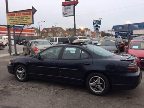 2002 Pontiac Grand Prix for sale at Diamond Auto Sales in Milwaukee WI
