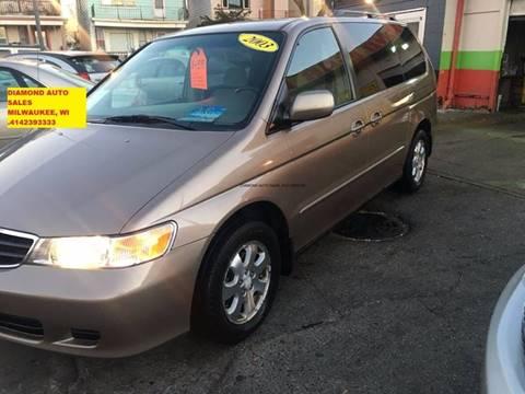 2003 Honda Odyssey for sale at Diamond Auto Sales in Milwaukee WI
