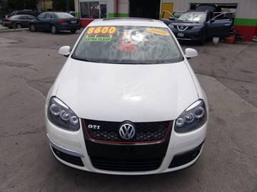 2008 Volkswagen Jetta for sale at Diamond Auto Sales in Milwaukee WI