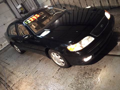 1993 Lexus GS 300 for sale at Diamond Auto Sales in Milwaukee WI