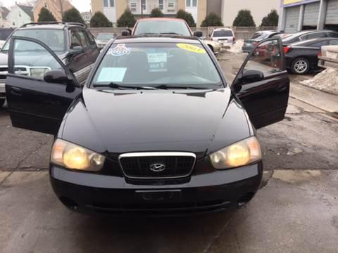 2003 Hyundai Elantra for sale at Diamond Auto Sales in Milwaukee WI