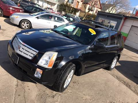 2008 Cadillac SRX for sale at Diamond Auto Sales in Milwaukee WI