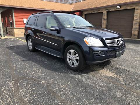 2007 Mercedes-Benz GL-Class for sale at Diamond Auto Sales in Milwaukee WI