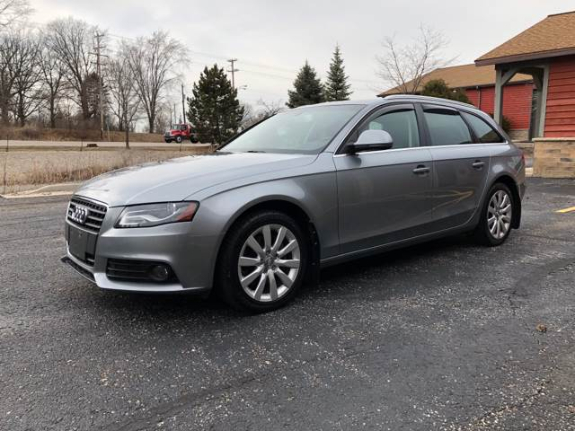 2009 Audi A4 for sale at Diamond Auto Sales in Milwaukee WI