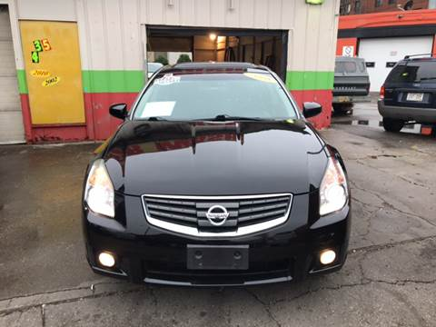 2008 Nissan Maxima for sale at Diamond Auto Sales in Milwaukee WI