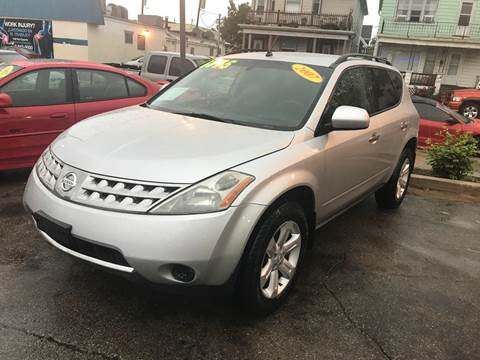 2007 Nissan Murano for sale at Diamond Auto Sales in Milwaukee WI
