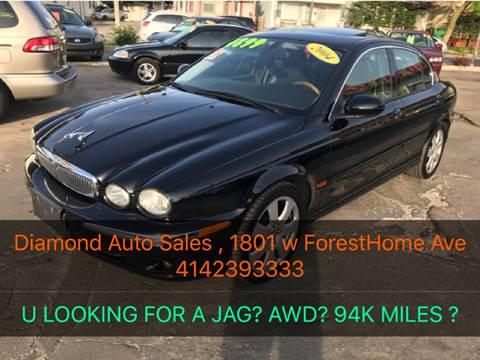 2004 Jaguar X-Type for sale at Diamond Auto Sales in Milwaukee WI