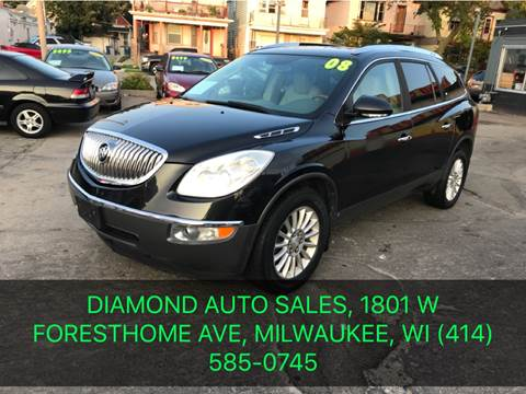 2008 Buick Enclave for sale at Diamond Auto Sales in Milwaukee WI