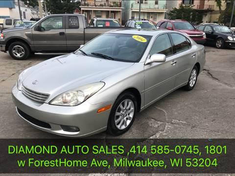 2004 Lexus ES 330 for sale at Diamond Auto Sales in Milwaukee WI