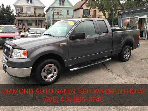 2008 Ford F-150 for sale at Diamond Auto Sales in Milwaukee WI