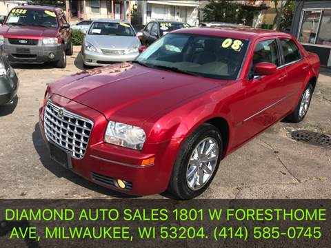 2008 Chrysler 300 for sale at Diamond Auto Sales in Milwaukee WI