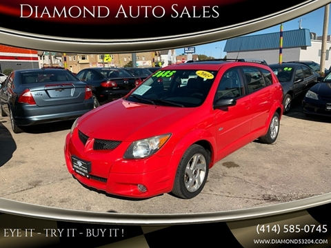2003 Pontiac Vibe for sale in Milwaukee, WI