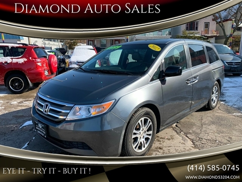 2012 Honda Odyssey for sale in Milwaukee, WI