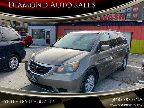 2009 Honda Odyssey for sale in Milwaukee, WI