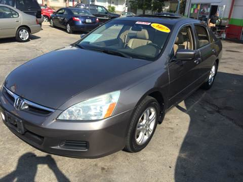 2007 Honda Accord for sale at Diamond Auto Sales in Milwaukee WI