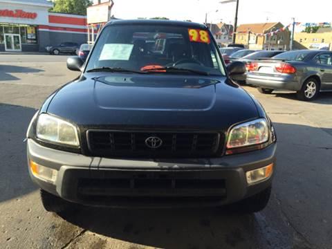 1998 Toyota RAV4 for sale at Diamond Auto Sales in Milwaukee WI