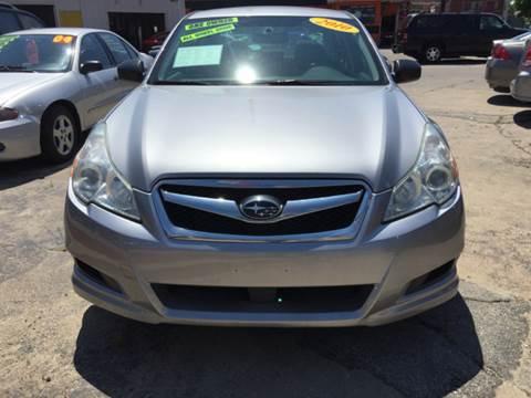 2010 Subaru Legacy for sale at Diamond Auto Sales in Milwaukee WI