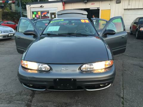 2003 Oldsmobile Alero for sale at Diamond Auto Sales in Milwaukee WI
