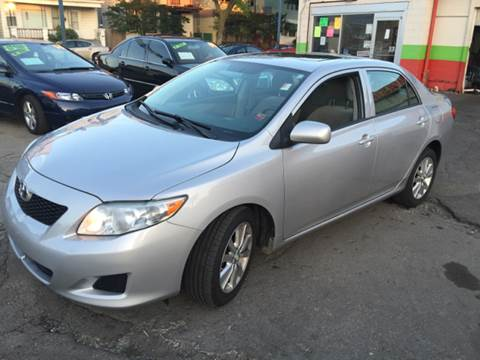 2009 Toyota Corolla for sale at Diamond Auto Sales in Milwaukee WI