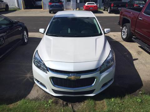 2016 Chevrolet Malibu Limited for sale at Diamond Auto Sales in Milwaukee WI